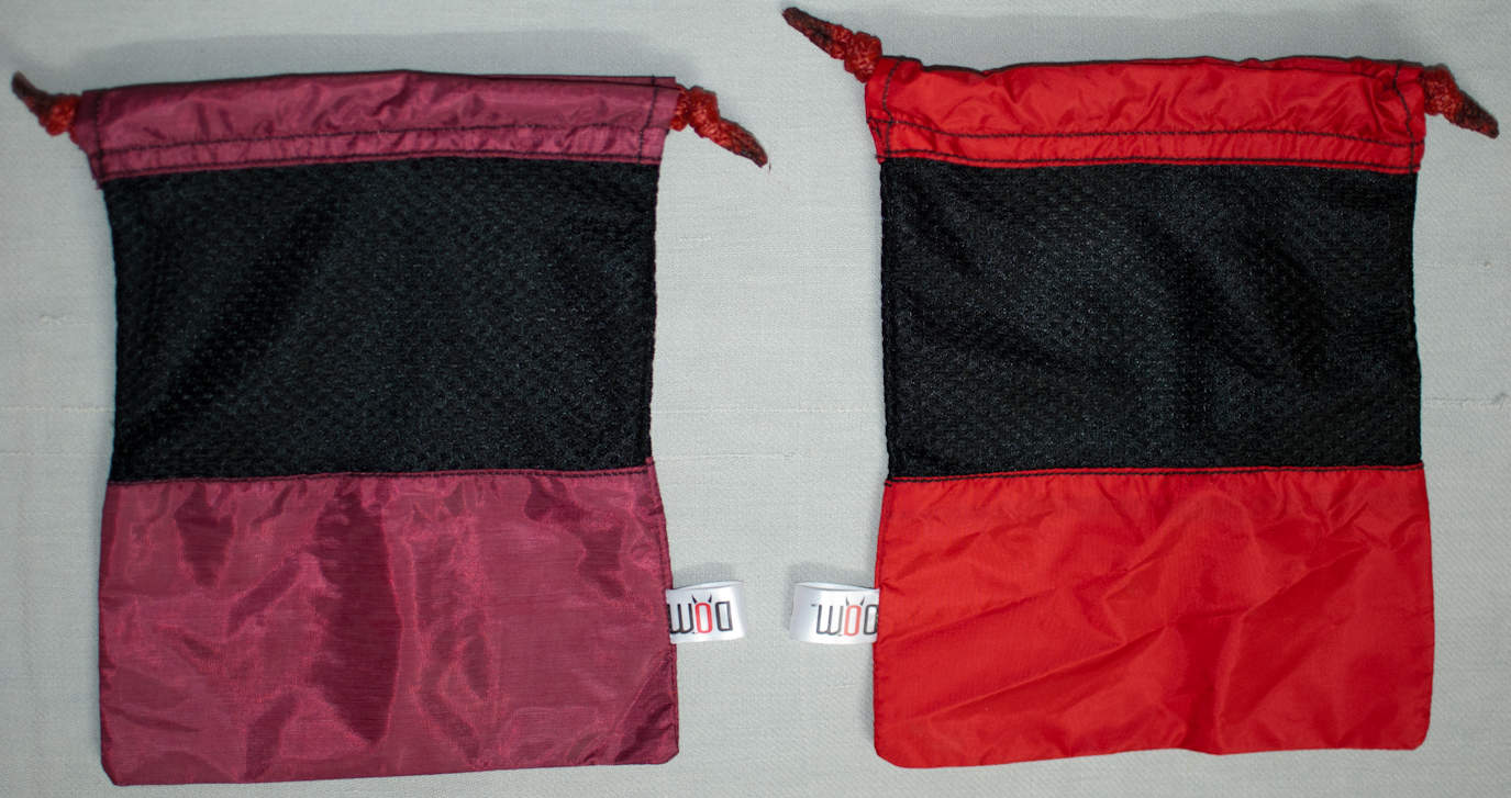 DoW Travel Pouches