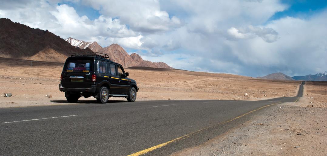 Self Drive to Ladakh