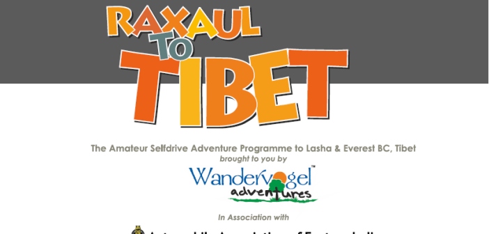 A Selfdrive to Everest BC & Tibet