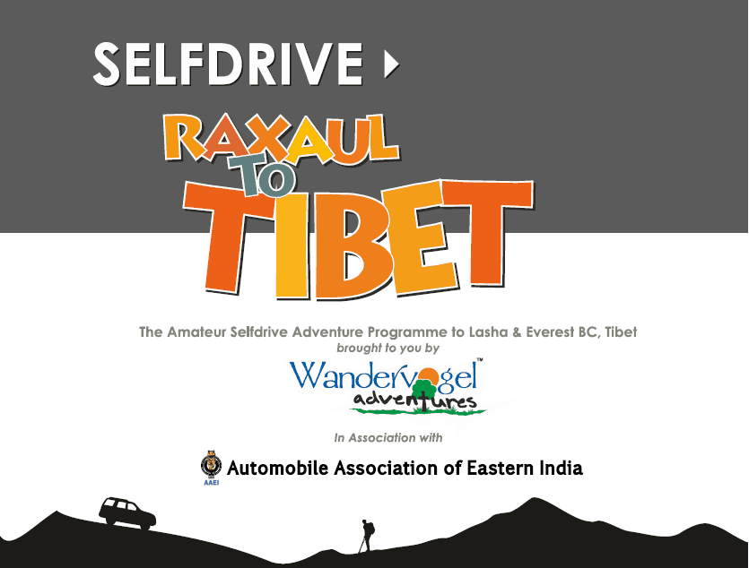Wandervogel Selfdrive to Everest BC & Tibet