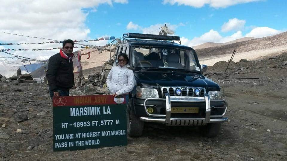 Marsimek La or Marsimik La - Top 13 Highest Motorable Passes or Roads in the world