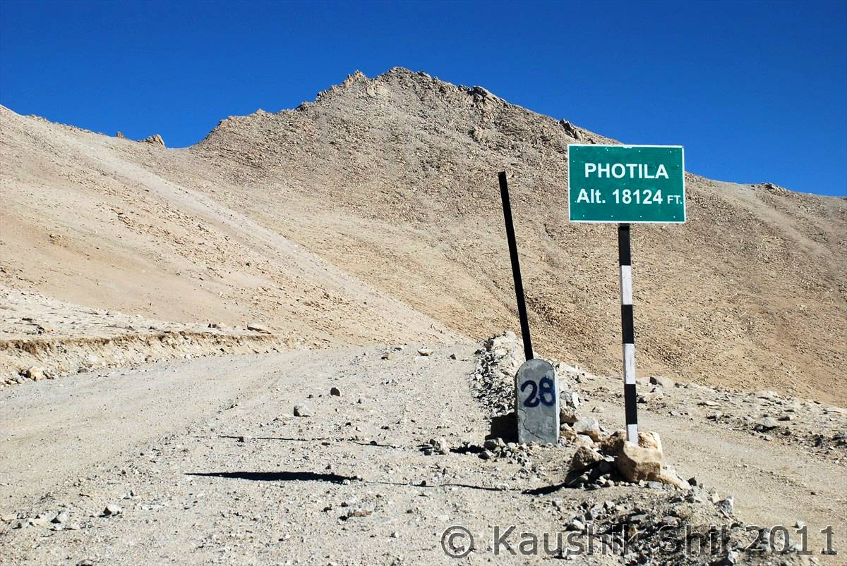 Photi La - Top 13 Highest Motorable Passes or Roads in the world
