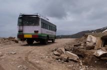 Bus Services in Leh - Ladakh