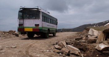 Bus Services in Leh - Ladakh