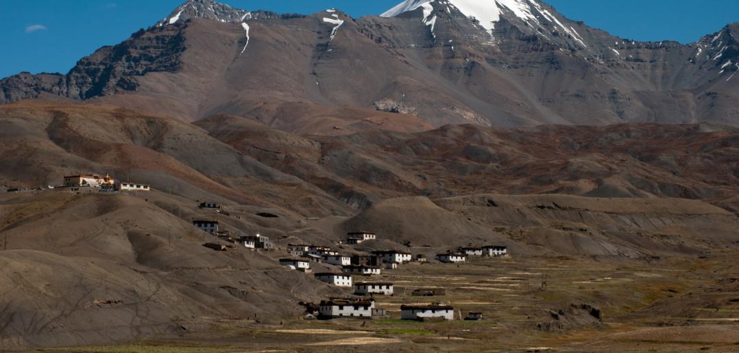 Langza Village in Spiti Valley