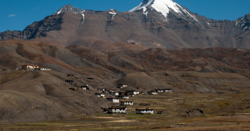 Langza Village in Spiti Valley