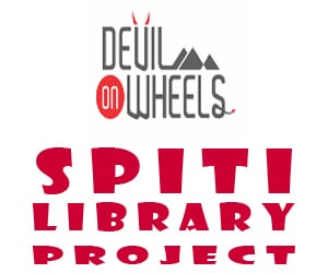 DoW Spiti Library | A Dream Project