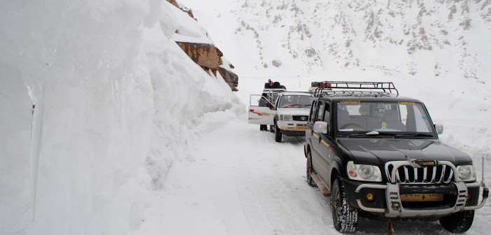 Winter trip to Ladakh
