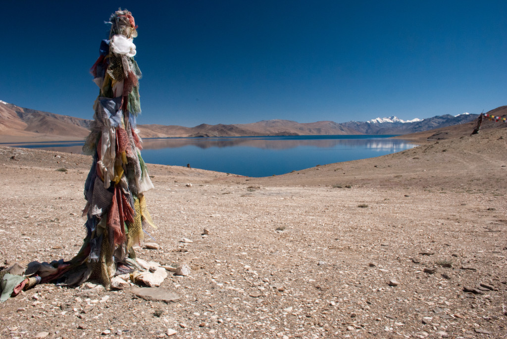 Traveling to Ladakh - Tso Moriri