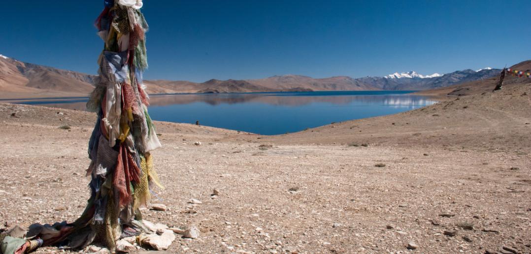 Traveling to Ladakh - Tso Moriri