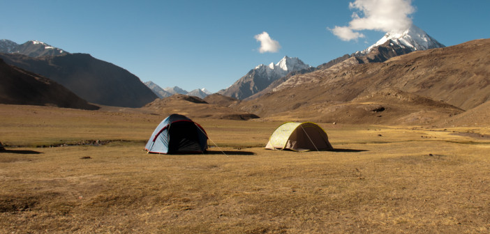 Top 10 Tips for Camping in Ladakh