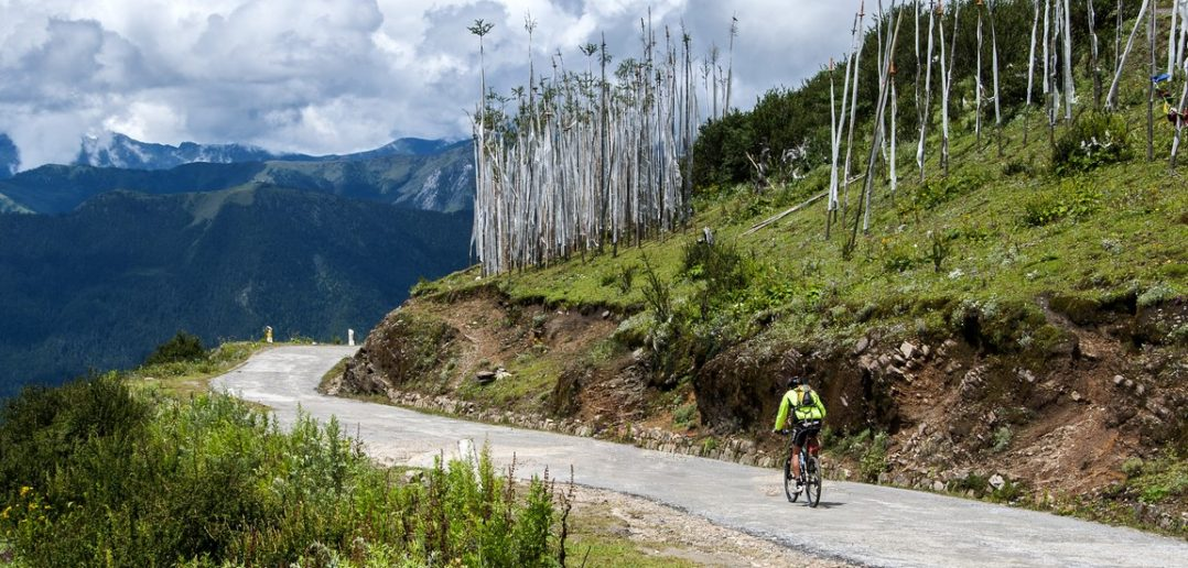 Biking your way on the roads of Bhutan
