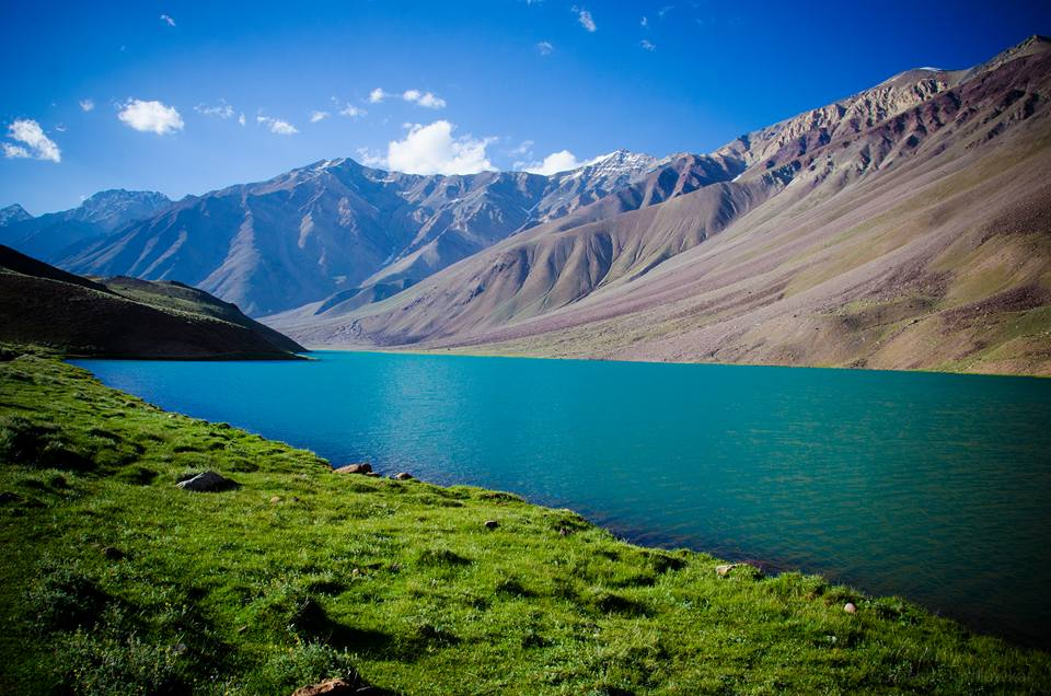 The Lake of Moon. Are you planning a trip to Spiti Valley from Manali?