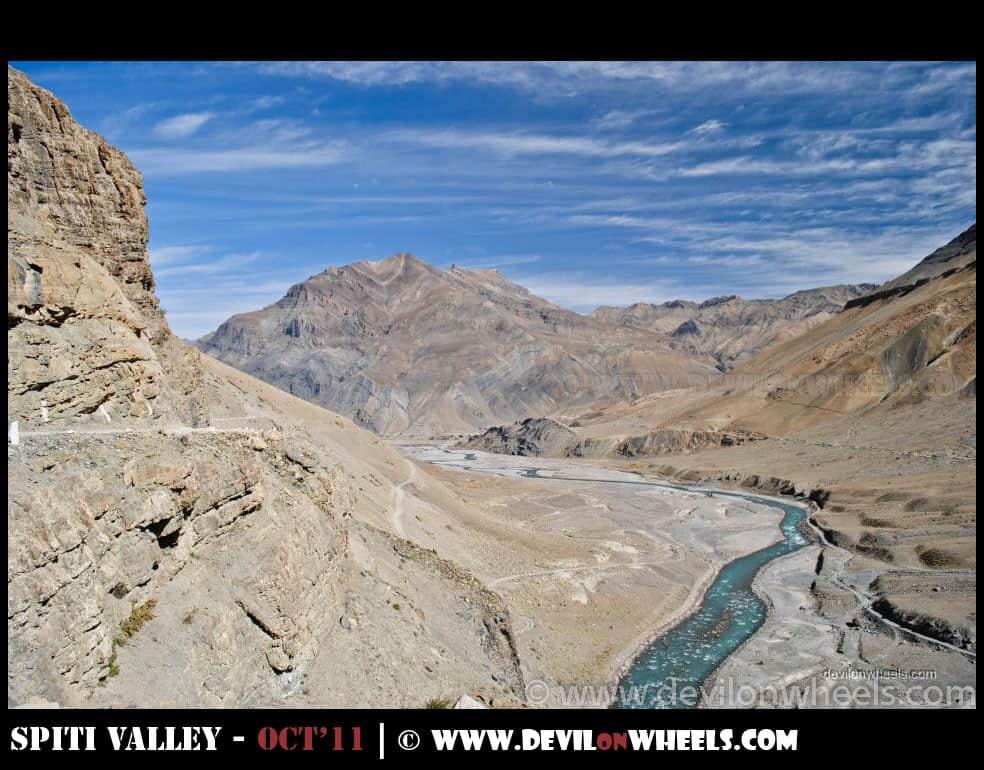 Beautiful vistas in Pin Valley