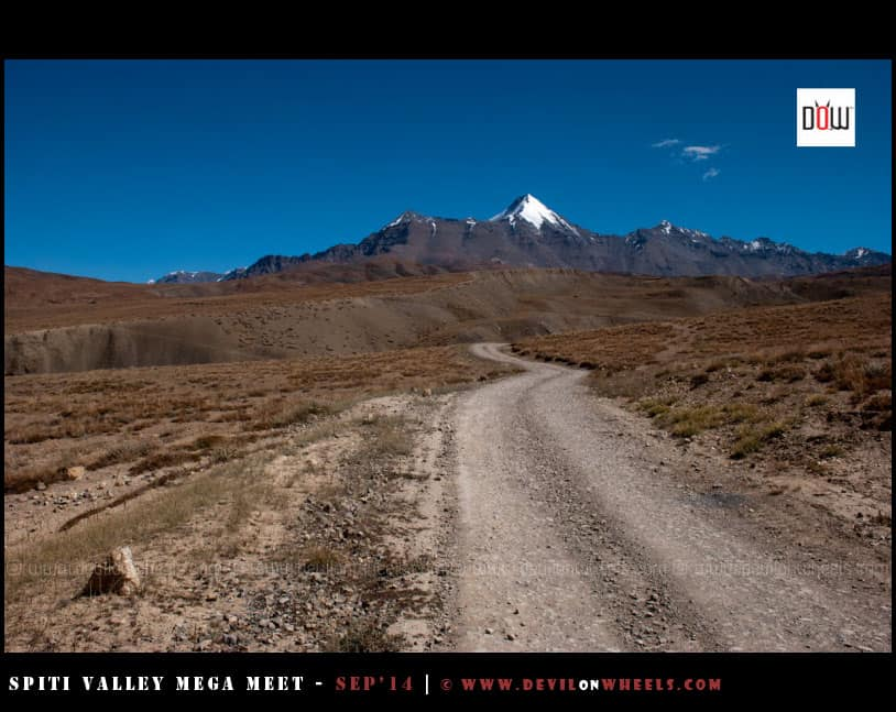 Do forget to take the Roads leading to Langza Village on your Spiti Valley trip