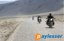 Ride on Manali - Leh Highway