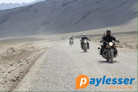 Ride on Manali - Leh Highway