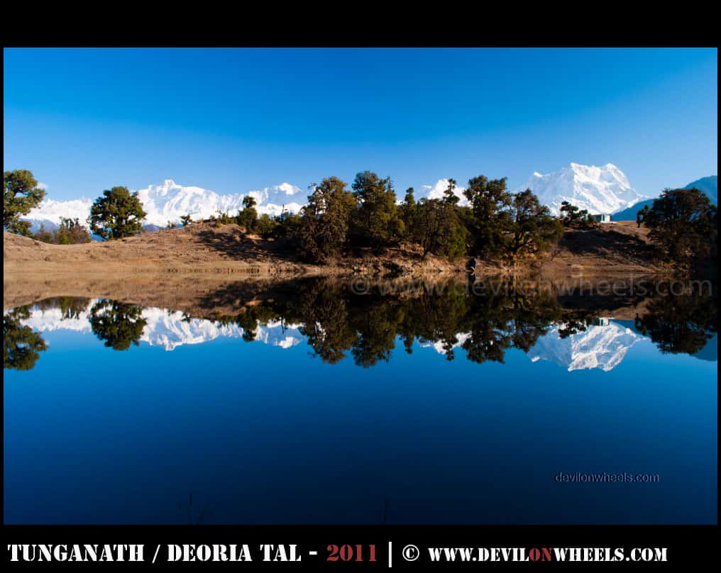 Magical reflections in Deoriatal