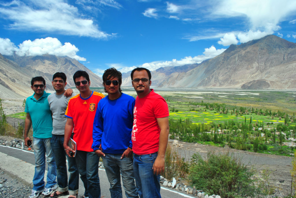Vibrant and colorful journey in Ladakh with Tsewang