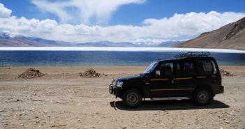 Local Taxi in Ladakh