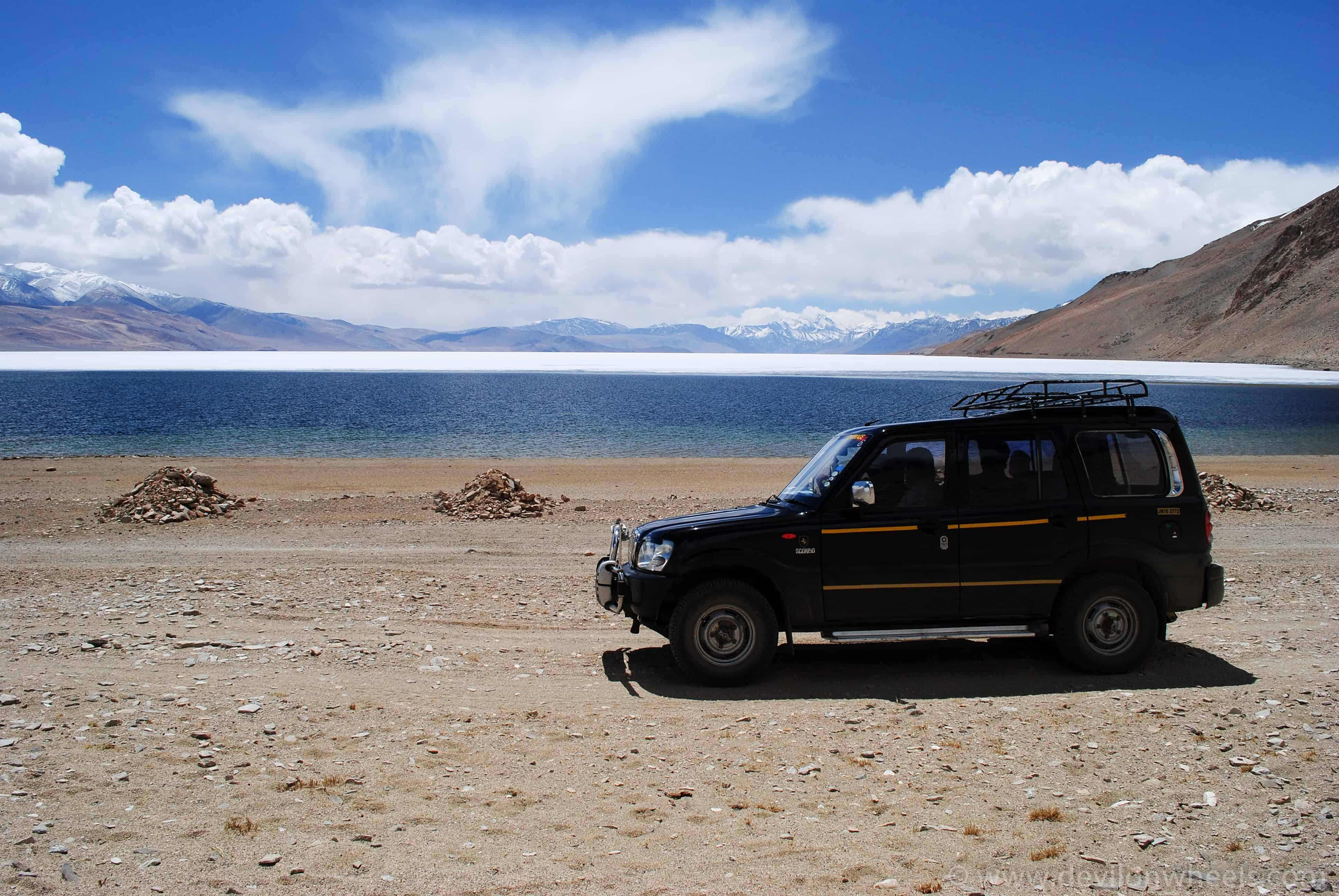 Local Taxi in Ladakh