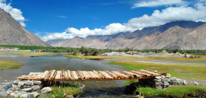 Heavenly beauty of Ladakh