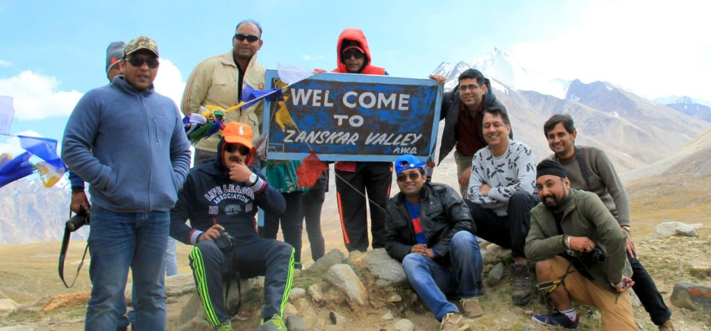 Welcome to Zanskar Valley