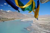 Colors of Zanskar Valley near Padum