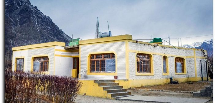 Habib Guest House - Hunder, Nubra Valley