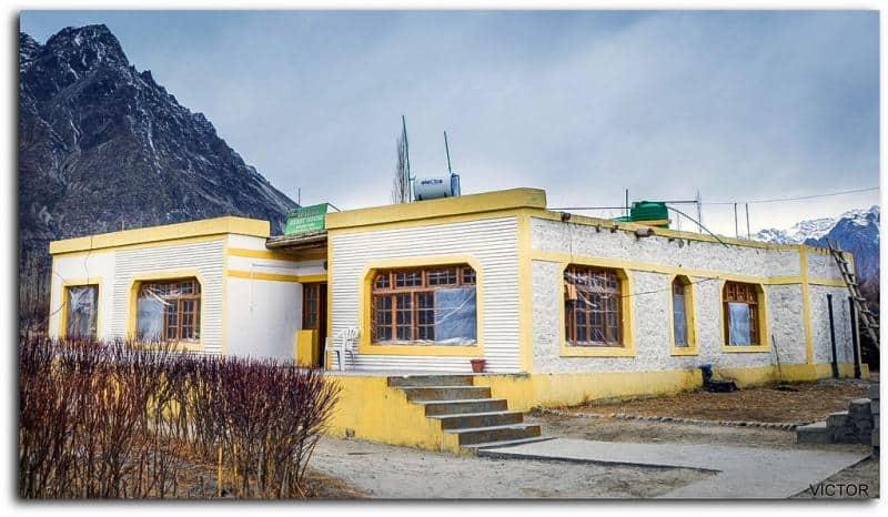 Habib Guest House - Hunder, Nubra Valley