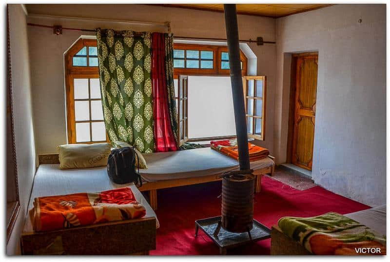 Rooms at Habib Guest House