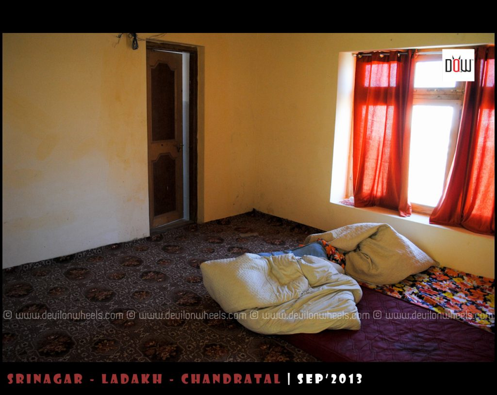 Rooms at Sonam Guest House Hanle