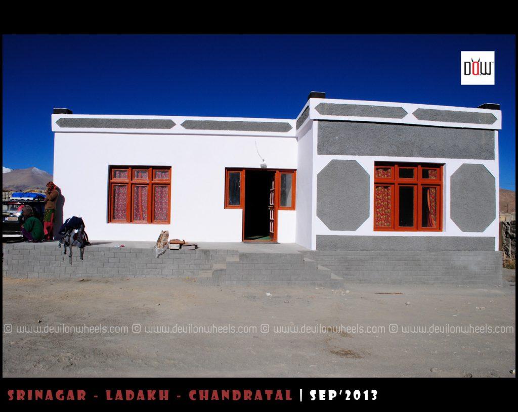 Sonam Guest House Hanle