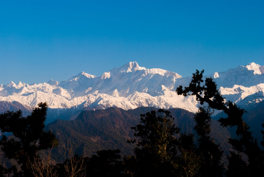 Views offered at Deoriatal
