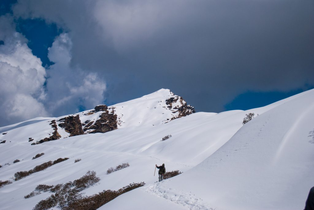 That hike to Chandrashilla Peak