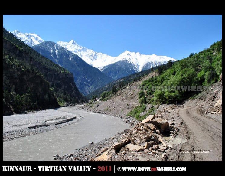 Hindustan - Tibet Highway at its best