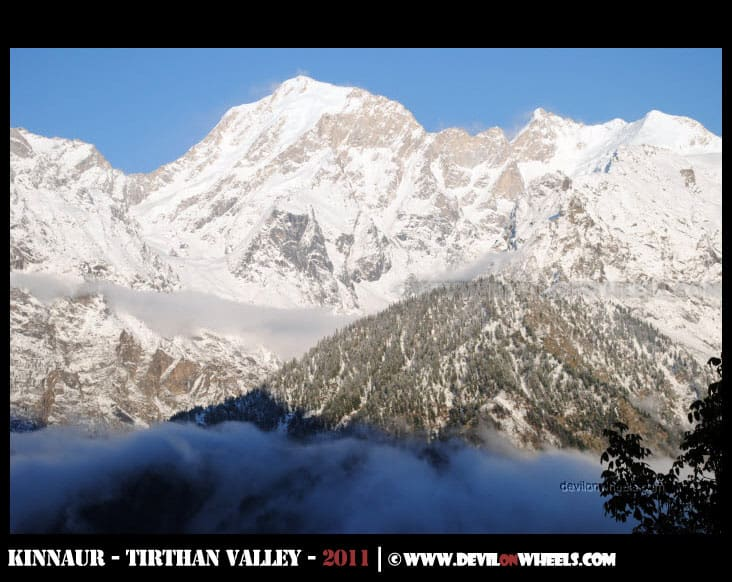 Planning a trip to Kinnaur in Winters for these kind of views?