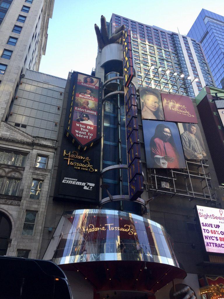 The Glitter & The Shine - New York City