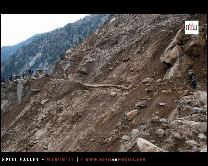 The Land of Landslides - Kinnaur Valley