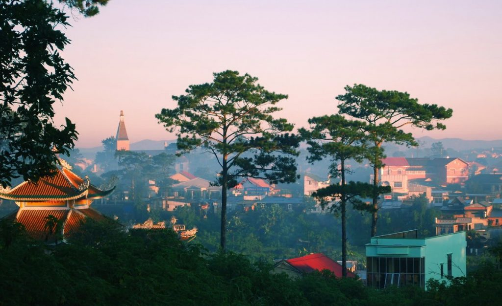 Dalat - The Romantic City