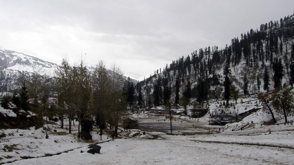 Manali in Winters