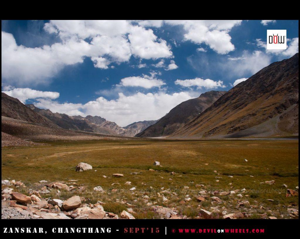 Those views as you approach Rangdum