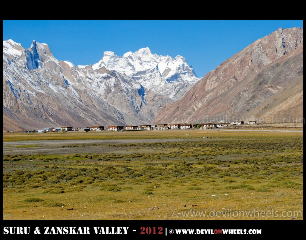 Are you planning a Zanskar Valley by Public Transport?