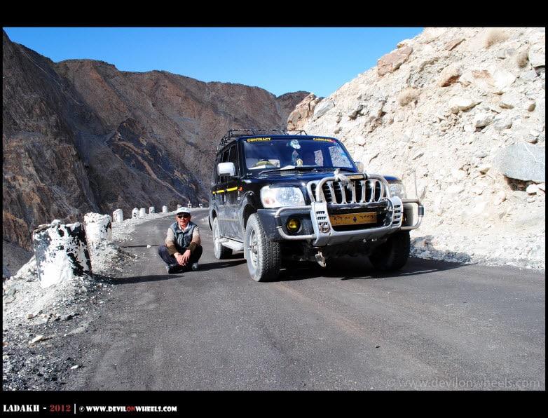 Rigzin, my dearest friend from Ladakh
