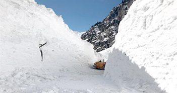 Srinagar Leh Highway Status 2019