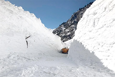 Srinagar Leh Highway Status 2020 – 2021