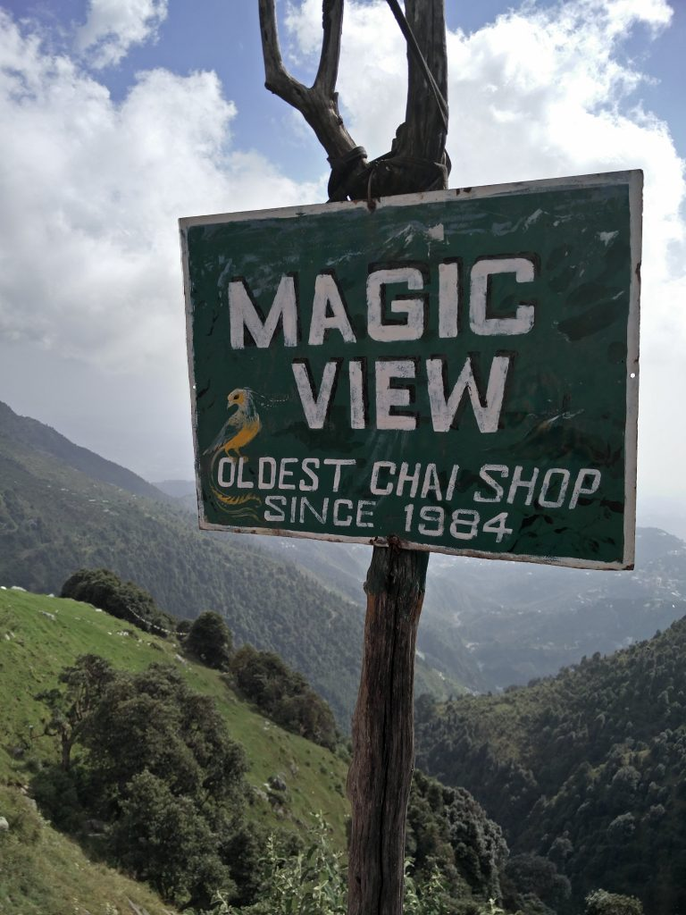 Magic View Cafe - Triund Trek
