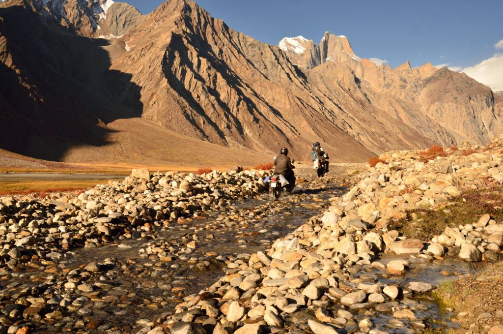 The Roadless Roads of Zanskar Valley