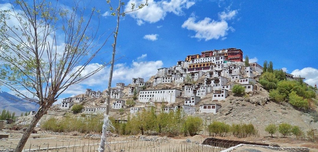 The beautiful monasteries of Ladakh
