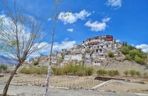 The beautiful monasteries of Ladakh